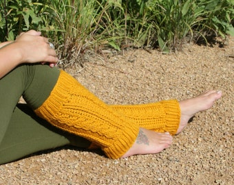 Leg Warmers, Crochet leg warmers, Yoga Leggings, Made To Order
