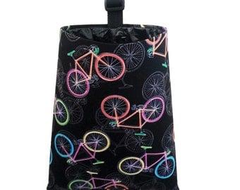 Car Trash Bag - Cycling