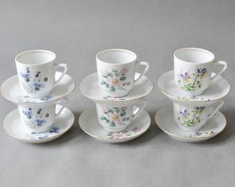 Kahla coffee set, Vintage German coffee set, tea set, Kahla ceramics