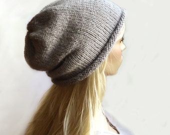 Unisex Beanie Hat Alpaca Alpaca Merino man hat men woman