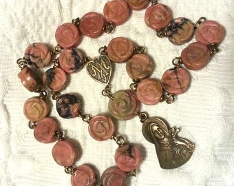 Roses of St. Therese Chaplet