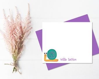 Personalized Stationery Set for Girls   Personalized Stationary for Kids   Cute Stationery   Cute Stationary   Girls Stationary