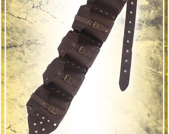 Multi-pouch Belt