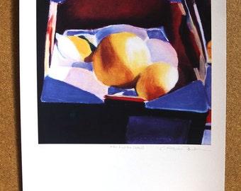 Fruit Box Detail