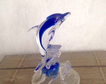 Chrystal dolphin