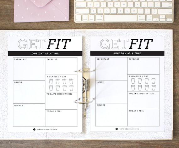 daily health diary
