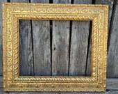 Ornate Gold Frame, Gold Picture Frame, 11x14, GOLD ,Glass and Backings ,Wedding Frame, (Los Angeles)