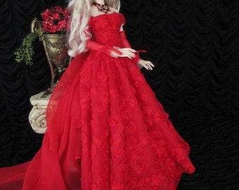Crimson Mist for Evangeline Ghastly