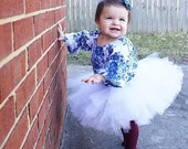 Choose Your Color Short & Sweet tutu || baby girl tutu || birthday tutu || girl tutu skirt || photo prop || nb-3T