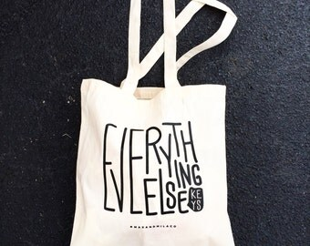 Lost Keys Tote Bag