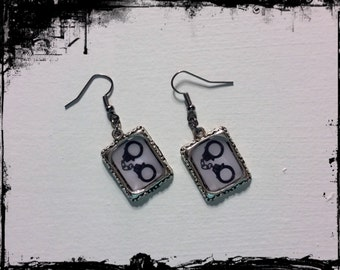 "Shop ""corrections officer"" in Earrings"