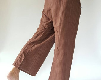 TCP0025 Thai fisherman/Yoga are pants Free-size: Will fit men or woman