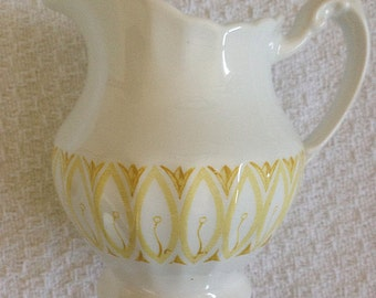 Meakin Medici Cream Pitcher