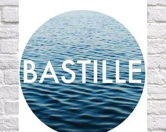 Bastille Art Print Poster