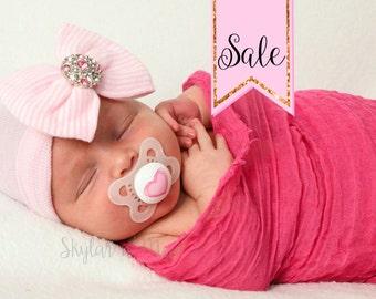 Baby hat, baby girl, girl hat, newborn, newborn baby girl, baby girl, newborn girl