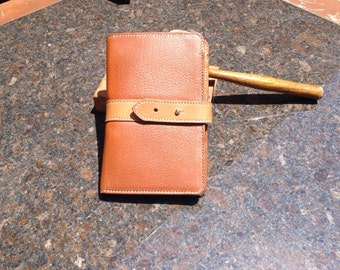 LEATHER NOTEBOOK JOURNAL