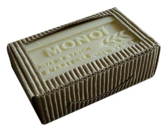 Monoi French Triple Milled French Soap