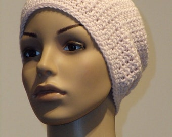 Crocheted Hat pink