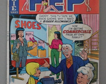 Archie PEP Comic Book c1981