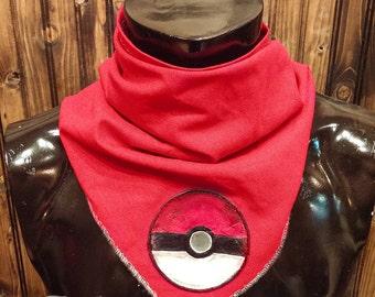 Pokemon Geek Scarf