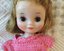 """Wonderful American Character Betsy McCall 8"""" doll/ 1950's"""