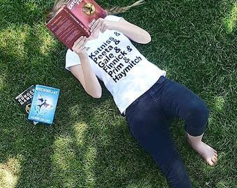 Hunger Games Women's Graphic Tee | V-Neck Tee | Katniss | Peeta | District 12 | Gift | Birthday | Mockingjay