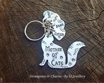 "Shop ""mother of cats"" in Jewelry"
