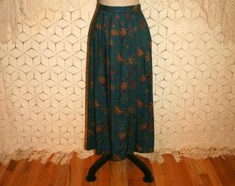 Long full skirt   Etsy
