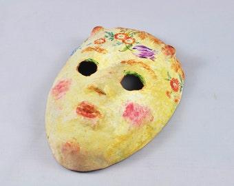 Pappmaché Mask, children mask