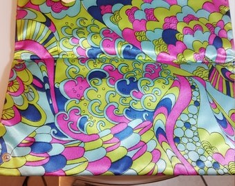 FREE  SHIPPING   Vintage  Pucci Style Handbag