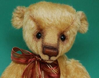 """OOAK Artist Bear """"Oscar"""""""
