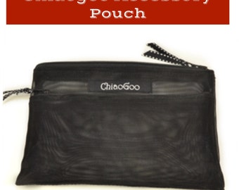 Chiaogoo Accessories - ACCESSORY POUCH - holds all Chiaogoo accessories.. Or any!