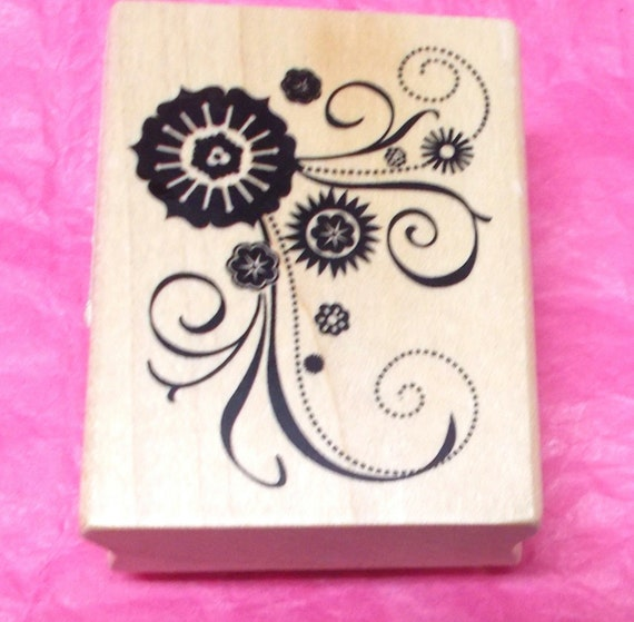 Manufacturing Art Rubber Stamps From Your Own Designs