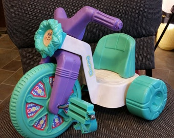 1991 Cabbage Patch Kids Tricycle