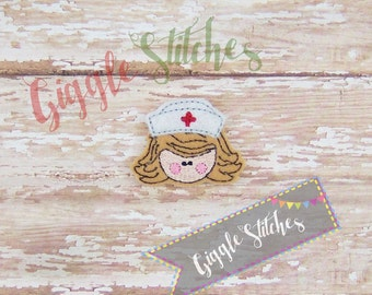 Medical Feltie Embroidery Designs