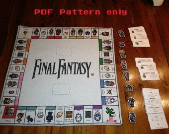 Final Fantasy Monopoly
