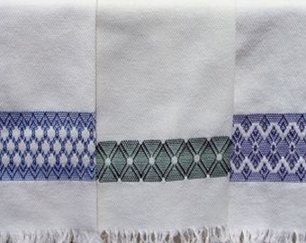"""Huck Embroidery """"Inspiration 1"""" Patterns by Katherine Kennedy  Swedish Weave Designs ***Home Decor***"""