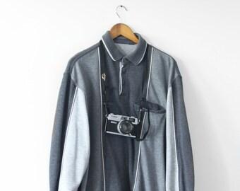 Vintage 80's Collared Sweatshirt