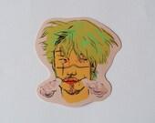 Ichi the Killer - Kakihara sticker