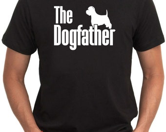 The dogfather West Highland White Terrier T-Shirt