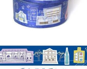 New York washi tape