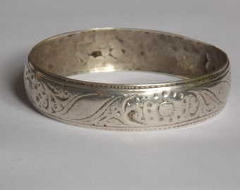former bracelet silver bracelet Bangle bracelet tribal ethnic North African Berber