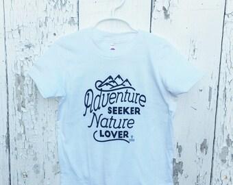 Adventure Seeker Nature Lover