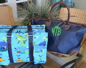NEW!! Diaper & Travel Bag Set, Perfect for Newborn to Toddler, Great Baby Shower Gift