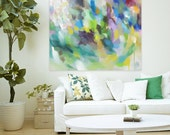 Margarita, Abstract Painting, Large Abstract, Abstract Art, Original Abstract Large Painting, Contemporary Fine Art
