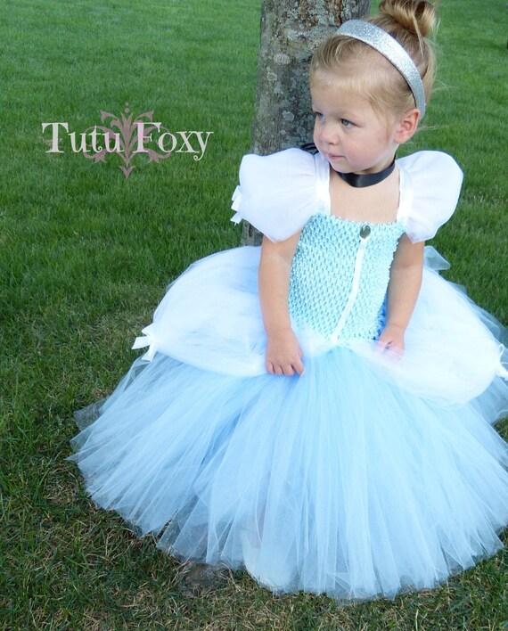 Cinderella Tutu Dress Cinderella Dress Cinderella Costume