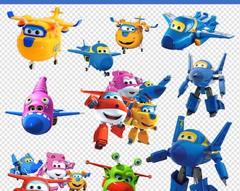25 PNG Images Super Wings