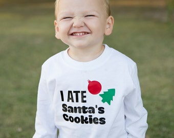 Childrens Christmas Clothes - Christmas Clothes For Toddler Boy - Christmas Clothes For Toddler Girl - Kids Holiday Clothes