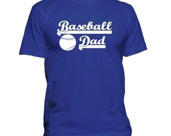 Baseball Dad t shirt, Baseball tee, Sports Dad, Gift For Dad, Baseball shirt, Baseball t-shirt, Greatest Dad, Baseball Parents 065-39