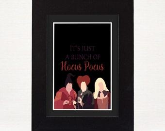Hocus Pocus Print